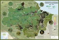 outros14 - Desmatamento e Degradação Florestal do Bioma Amazônia (2000 - 2010)