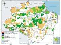 amazonia legal maio 2011 11 - Boletim do Desmatamento (SAD) (Agosto de 2012)