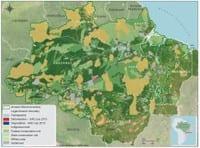 deforestation july - Deforestation Report (SAD) July 2013