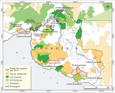 figura20 3 - Áreas Protegidas na Amazônia Brasileira: avanços e desafios