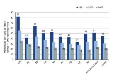 figura21 - A Amazônia e os Objetivos do Milênio 2010