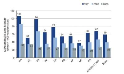 figura22 - A Amazônia e os Objetivos do Milênio 2010