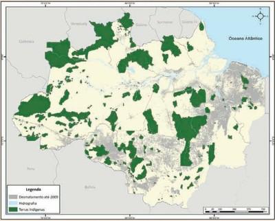 figura24 - A Amazônia e os Objetivos do Milênio 2010