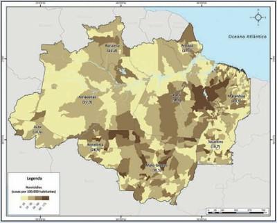 figura38 - A Amazônia e os Objetivos do Milênio 2010