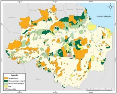 figura41 - A Amazônia e os Objetivos do Milênio 2010
