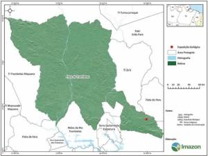 image 45 300x225 - Plano de Manejo da Floresta Estadual de Trombetas