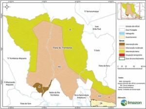 image27 300x224 - Plano de Manejo da Floresta Estadual de Trombetas