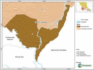 image32 300x225 - Plano de Manejo da Floresta Estadual de Trombetas