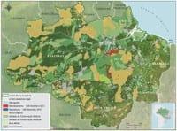 sad setembro 2012 1 - Boletim do Desmatamento (SAD) Junho de 2013