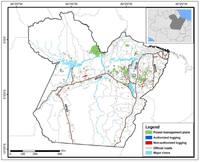 state of para 2010 2011 - Forest Management Transparency Report - State of Pará (2010 a 2011)