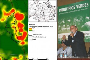 Activismo 300x201 - Mapping Change in the Amazon: How Satellite Images are Halting Deforestation