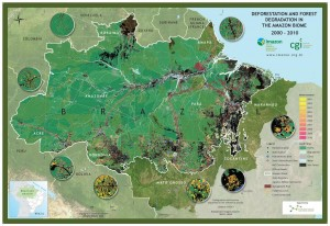 Map 1 300x206 - Mapping Change in the Amazon: How Satellite Images are Halting Deforestation