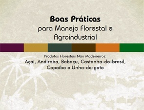 boaspraticas - Boas Práticas para Manejo Florestal e Agroindustrial - Produtos Florestais Não Madeireiros