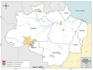 mar figura11 300x225 - Boletim do Desmatamento (SAD) Março de 2011