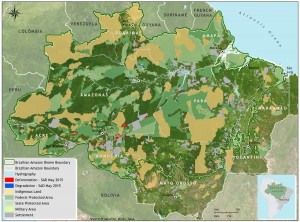 figure2 mapa sad desmat 05 2015 bioma 300x222 - Deforestation report for the Brazilian Amazon (May 2015) SAD