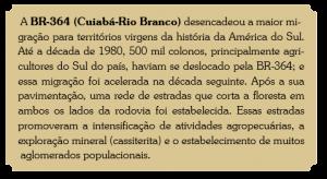 br 364 300x164 - A floresta habitada: História da ocupação humana na Amazônia