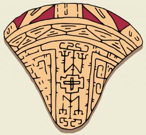 ceramica marajoara 300x277 - A floresta habitada: História da ocupação humana na Amazônia