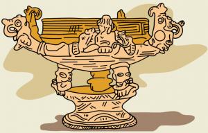 ceramica tapajonica 300x192 - A floresta habitada: História da ocupação humana na Amazônia