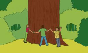 chico mendes 300x180 - A floresta habitada: História da ocupação humana na Amazônia
