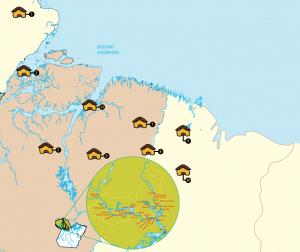 comunidades quilombolas 300x252 - A floresta habitada: História da ocupação humana na Amazônia
