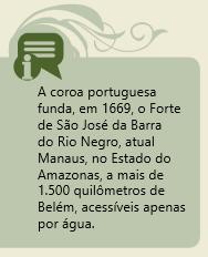 forte SJB - A floresta habitada: História da ocupação humana na Amazônia