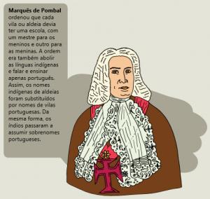marques de pombal 300x284 - A floresta habitada: História da ocupação humana na Amazônia