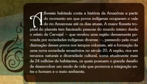 o livro 300x173 - A floresta habitada: História da ocupação humana na Amazônia