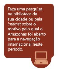 pesquisa 3 - A floresta habitada: História da ocupação humana na Amazônia