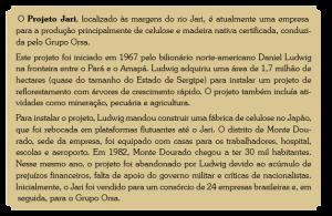 projeto jari 300x195 - A floresta habitada: História da ocupação humana na Amazônia