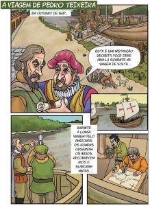 quadrinho 2 1 219x300 - A floresta habitada: História da ocupação humana na Amazônia