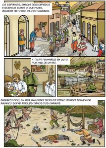 quadrinho 2 3 214x300 - A floresta habitada: História da ocupação humana na Amazônia