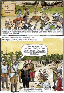 quadrinho 2 4 206x300 - A floresta habitada: História da ocupação humana na Amazônia