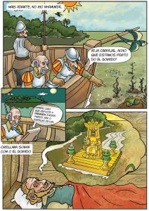 quadrinho 3 212x300 - A floresta habitada: História da ocupação humana na Amazônia