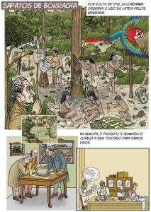 quadrinho 3 1 213x300 - A floresta habitada: História da ocupação humana na Amazônia