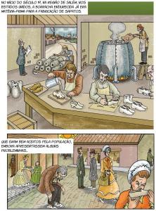 quadrinho 3 2 222x300 - A floresta habitada: História da ocupação humana na Amazônia