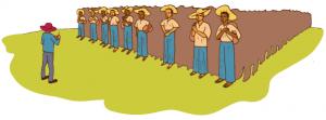soldados da borracha 300x111 - A floresta habitada: História da ocupação humana na Amazônia