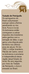tratado de petropolis 121x300 - A floresta habitada: História da ocupação humana na Amazônia