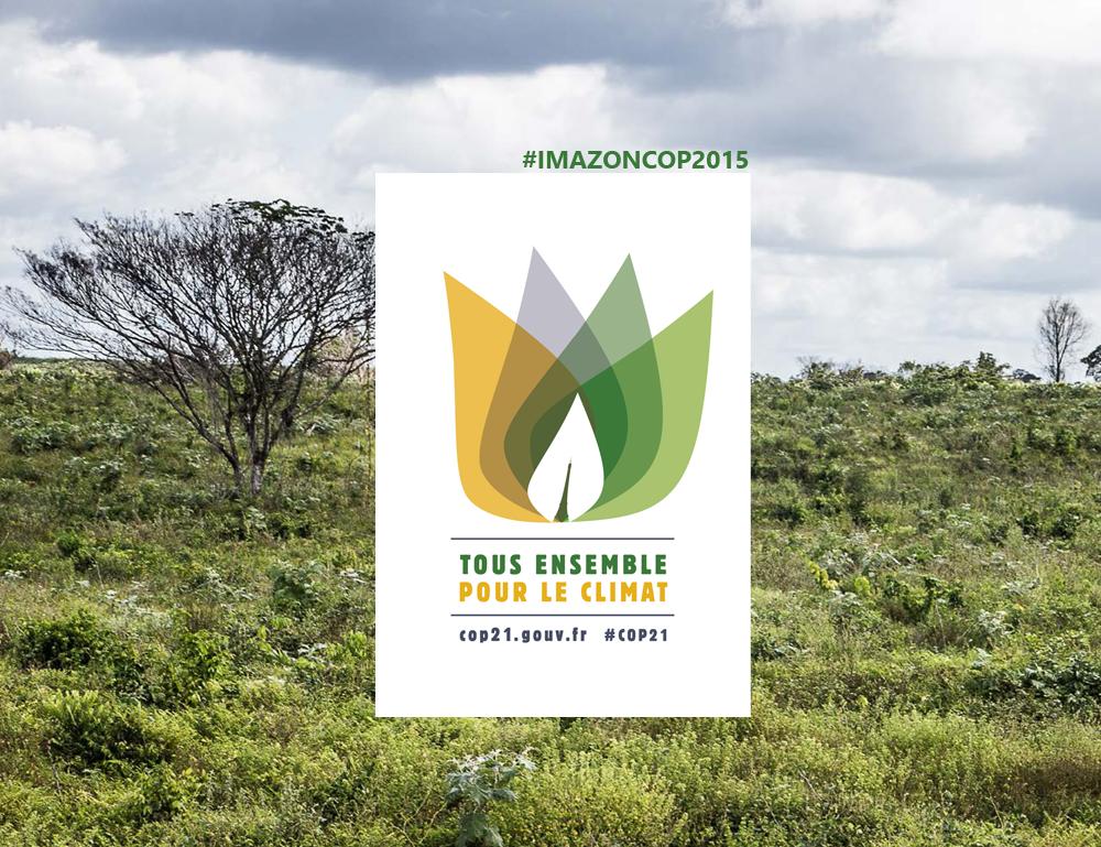 ImazonCOP2015 - Imazon na COP-21