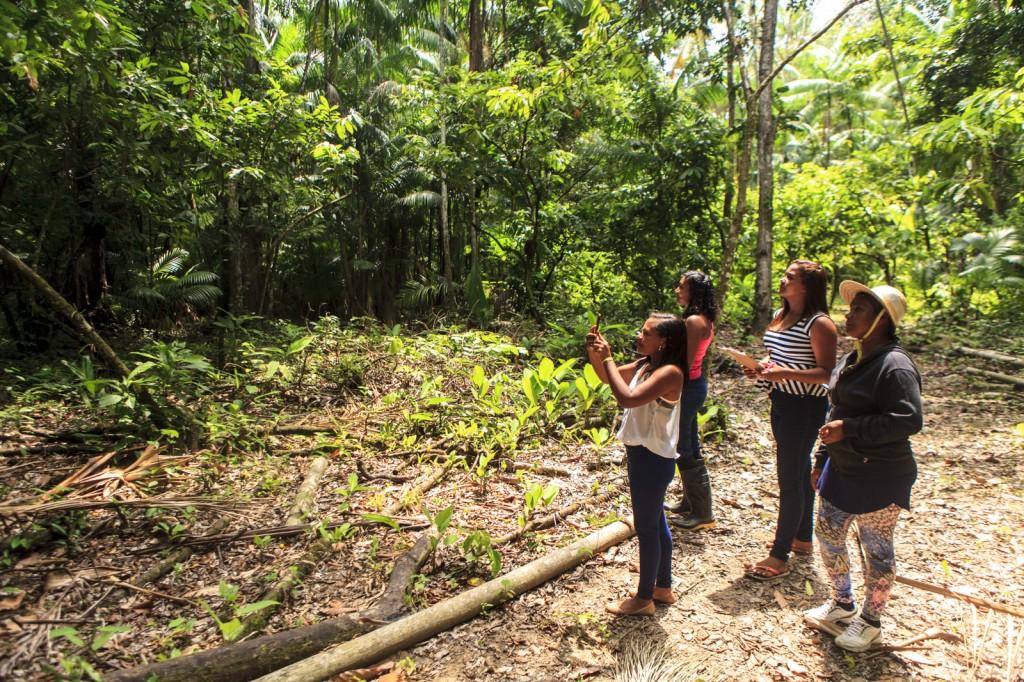 161101 imazon agentesambientais 0066 1024x682 - Fortalecimento da Gestão Ambiental na Amazônia