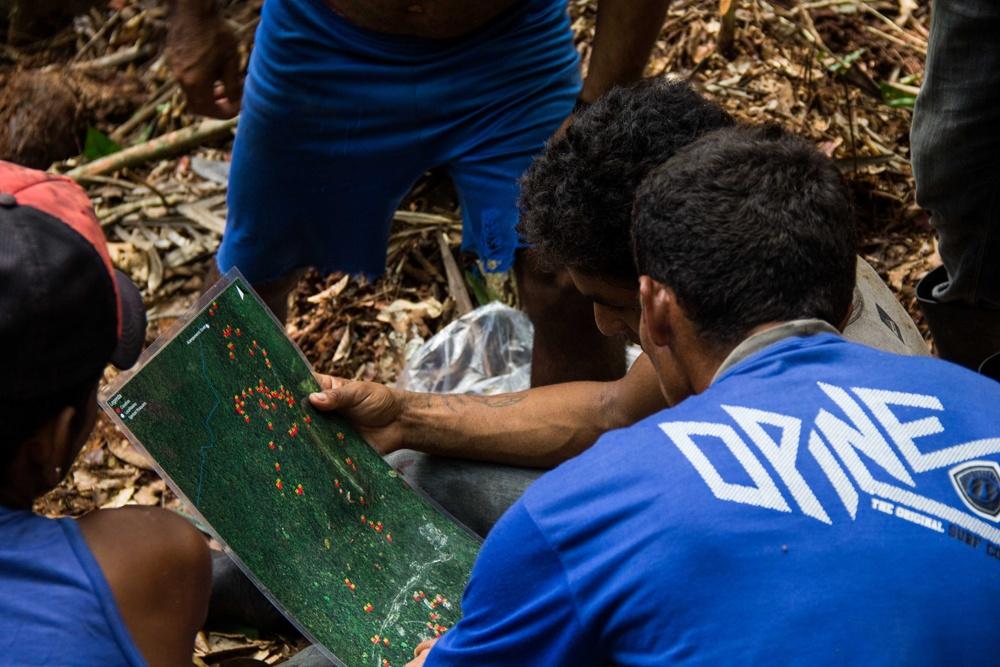 AlexFisberg PTS 17 7401 - Fortalecimento da Gestão Ambiental na Amazônia