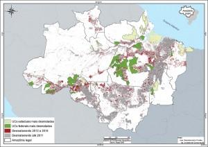 fig 02 UCS+Desm 300x212 - Unidades de Conservação mais desmatadas da Amazônia Legal (2012-2015)