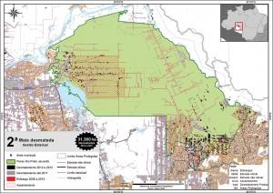 fig 11 UCS+Desm 300x212 - Unidades de Conservação mais desmatadas da Amazônia Legal (2012-2015)