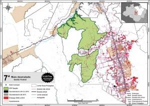 fig 23 UCS+Desm 300x212 - Unidades de Conservação mais desmatadas da Amazônia Legal (2012-2015)