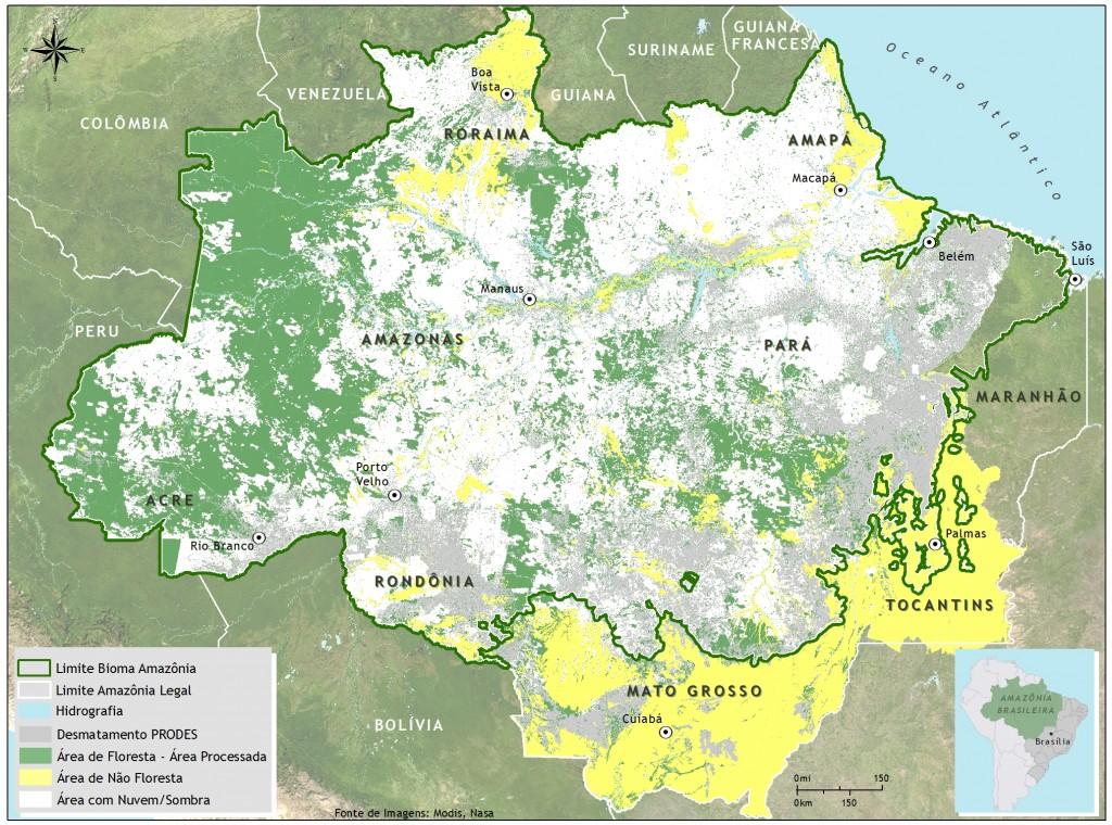 mapa sad nuv 02 2017 bioma nota 1024x760 - Nota informativa – Transparência Florestal (SAD) fevereiro de 2017