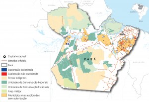 Simex Fig10 300x205 - Sistema de Monitoramento da Exploração Madeireira (Simex) - Estado do Pará 2015-2016