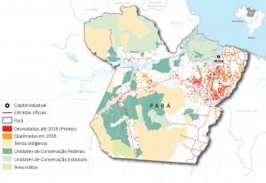 Simex Fig19 300x207 - Sistema de Monitoramento da Exploração Madeireira (Simex) - Estado do Pará 2015-2016