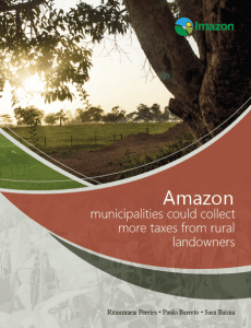 itr 230x300 - Amazon municipalities could collect more taxes from rural landowners