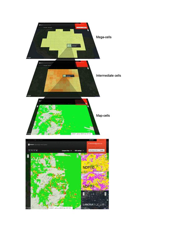 google desmatamento - Sistema de Alerta de Desmatamento (SAD) operacional na plataforma Google Earth Engine