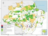amazonia legal abril 20111 - Deforestation Report (SAD) December 2011