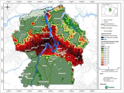 anexo6 - Risco de Desmatamento Associado à Hidrelétrica de Belo Monte